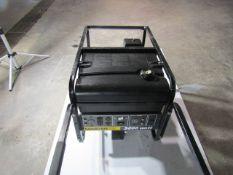 Master 5000 Generator, Model # MGH5000E, Serial # MPO8000GA, 3600 RPM, 120/240 Volt, Located in
