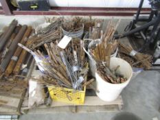 Pallet of Assorted Ties, Located in Hopkinton, IA