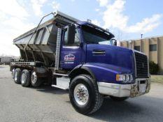 2002 Volvo Super Stone Slinger Truck, Model # VED12-465, Vin # 4V5KC9GH42N317673, 371,074 miles,