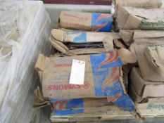 """(14) Boxes Symons 10"""" S Base Ties, Located in Hopkinton, IA"""