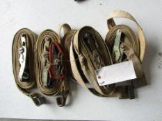 (6) Tie Down Straps, Located in Hopkinton, IA