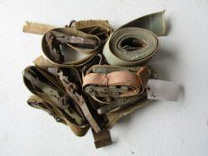 (7) Tie Down Straps, Located in Hopkinton, IA