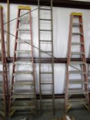12' Wooden Ladder, Located in Hopkinton, IA