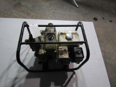 Honda WT20X Trash Pump, Honda GX160 Motor 5.5, Located in Hopkinton, IA