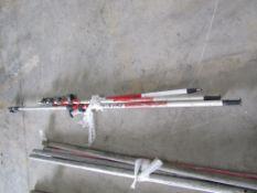 (3) Poles, Located in Hopkinton, IA