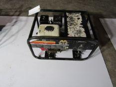Mi-T-M Generator, Model # GEN-3000-0MH0, Serial # 40064426, 120 Volt, 2450 Continuous Output.