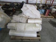 (6) Rolls of Visqueen, Located in Hopkinton, IA