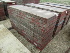 """(15) 6' x 24"""" Steel Ply Forms, Located in Hopkinton, IA"""