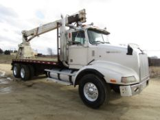 1990 Western Star Boom Truck, Model # 3864S, Vin # 2WLKCCFF6LK926979, 650,186 miles, 4786 Engine