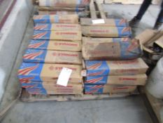 """(39) Boxes Symons Standard 12"""" X-Flat Ties, Located in Hopkinton, IA"""