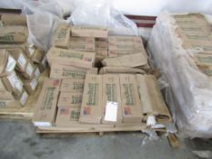 """(46) Boxes Sure Built 8"""" X-Flat Ties, Located in Hopkinton, IA"""