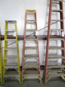 8' Werner Ladder, Located in Hopkinton, IA