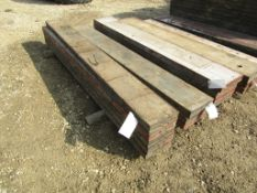 """(5) 8' x 10"""" Steel Ply Forms, Located in Hopkinton, IA"""