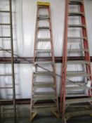 10' Werner Ladder, Located in Hopkinton, IA