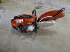 Stihl TS420 Concrete Saw