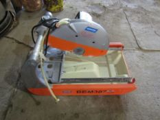 Norton Clipper Tile Saw, Model #BBM307 Serial #9700405, 120 V, 3600/min