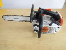 Stihl Chain Saw, Model MS 193 T