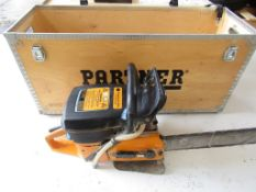 2002 Partner Concrete Chain Saw, Model #K950