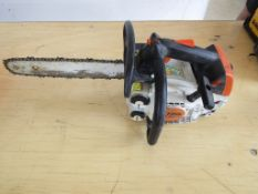 Stihl Chain Saw, Model MS 192 TC