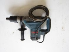 Bosch Hammer Drill w/bits, Model #11247 Serial #811247