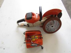 Stihl TSA 230 Battery Powered Demo Saw with 9 blades and charger