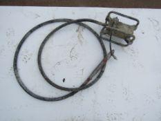 (2) Vibrator Whips