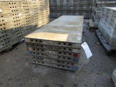 "(6) 24"" x 6' Western Elite Concrete Forms"