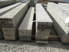 "(16) 11"" x 8' Durand Concrete Forms, Smooth 6-12 Hole Pattern , Located in Mt. Pleasant, IA"