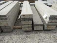 "(17) 13"" x 8' Durand Concrete Forms, Smooth 6-12 Hole Pattern , Located in Mt. Pleasant, IA"