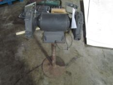 Dayton Indstrial Grinder, Model #2Z341N, Located in Mt. Pleasant, IA