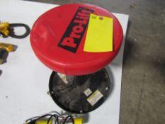 Pro-Lift Mechanic Seat, Yellow Mechanic Bulb, Located in Mt. Pleasant, IA