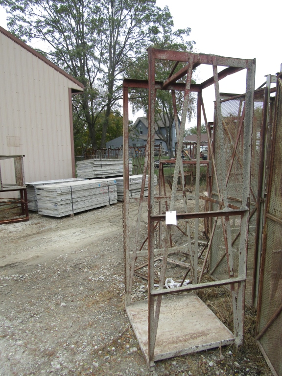 Timed Online Only Concrete Construction Auction