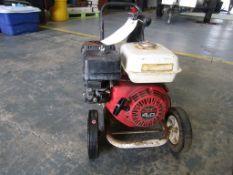 Predator Pressure Cleaner, Model 2SF300GESOMS, Serial #1521, Honda GX120 4 Horse Motor, Located in
