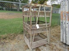 (1) 1' Cap Basket, Located in Mount Pleasant, IA