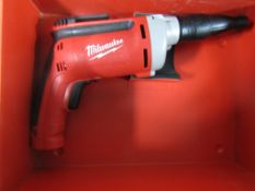 NEW Milwaukee Heavy- Duty Electric Screwdriver, Located in Mt. Pleasant, IA