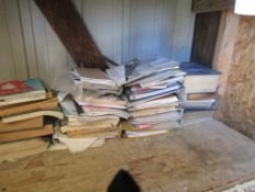 Shelf of Manuals