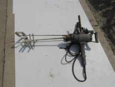 (2) Concrete Mixer Guns