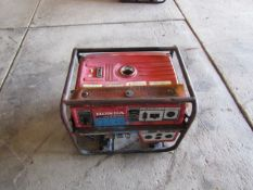 Honda EB3500 Generator (Not Working), 240/120 Volt, Honda Electronic Ignition,