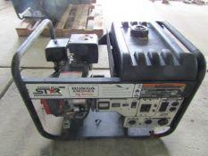 North Star 5500 IPG Generator, 660 Hours, 120/240 Volt, GX270 Honda 9 hp Motor,