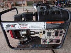 North Star 5500 IPG Generator, 810 Hours, 120/240 Volt, GX270 Honda 9 hp Motor,