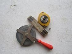 (3) Tape Measure