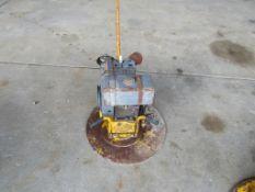 (3) Kelley Compactor 24 GF Power Float, Model 24GF, Serial #27008, Wisconsin Engine & Serial #