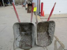 (2) Wheelbarrow
