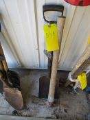 (1) Pick Ax & (1)Square Shovel