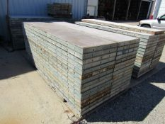 "(30) 24"" x 8' Symons Steel Ply Forms"