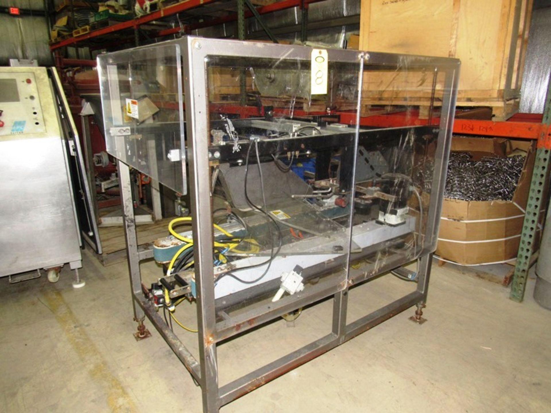 Lot 8 - Combi Mdl. TB1 Automatic Top & Bottom Case Sealer, Ser. #TB1190266, 460 volts