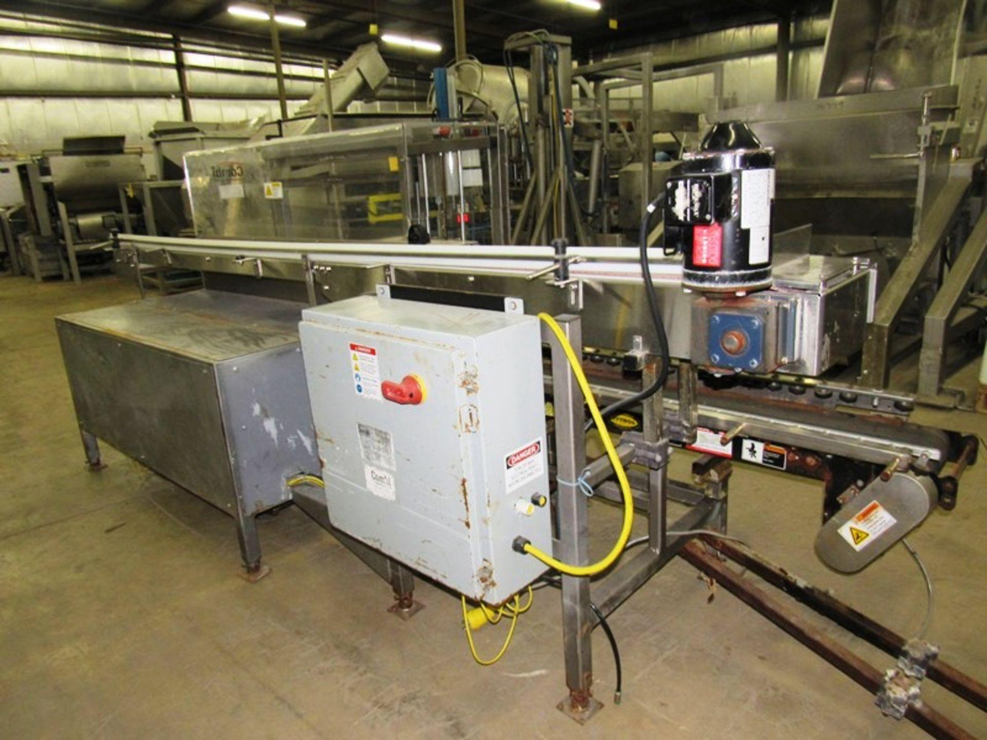 Lot 5 - Combi Mdl. 2CE Ergo Pack Semi Automatic Case Sealer, Ser. #2CE07190263, 460 volts