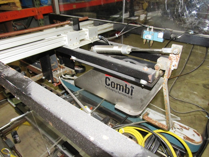 Lot 8 - Combi Mdl. TB1 Automatic Top & Bottom Case Sealer, Ser. #TB1190266, 460 volts