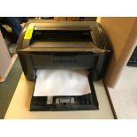 Lot 319 - DESCRIPTION: SAMSUNG ML-1865W OFFICE PRINTER BRAND / MODEL: SAMSUNG ML-1865W LOCATION: OFFICE QTY: 1