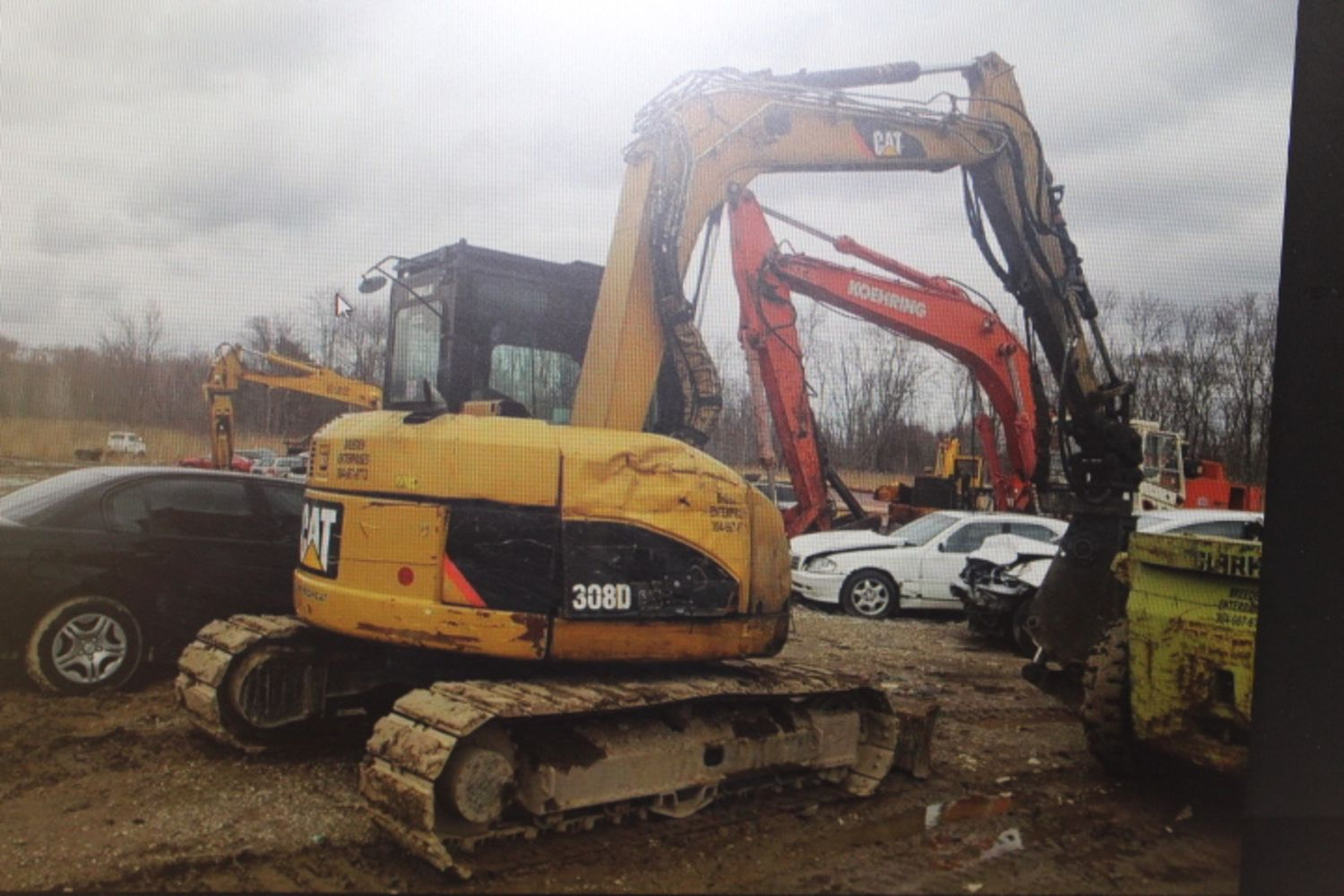 Heavy Duty Construction Equipment Auction
